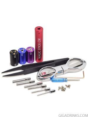 Universal Tools 6 in 1 - уред за микрокойл с 6 размера