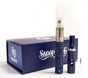 Snoop Dogg G-Pen Herbal Vaporizer Kit (Dry Herb Pen) - вапорайзер