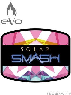 Solar Smash 10ml / 12mg - никотинова течност Evo