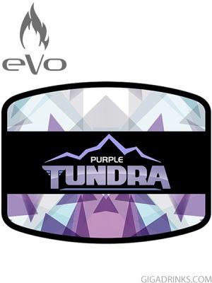 Purple Tundra 10ml / 12mg - никотинова течност Evo