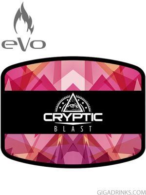 Cryptic Blast 10ml / 3mg - никотинова течност Evo