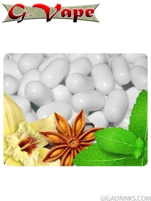 Tic Tac 10ml - концентриран аромат за овкусяване от G-Vape
