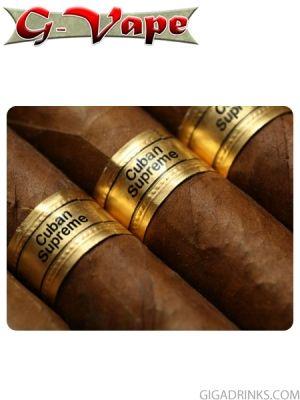 Cuban Supreme 10ml / 6mg - никотинова течност G-Vape