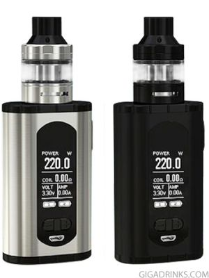 Eleaf Invoke 220W TC with Ello T 2/4ml