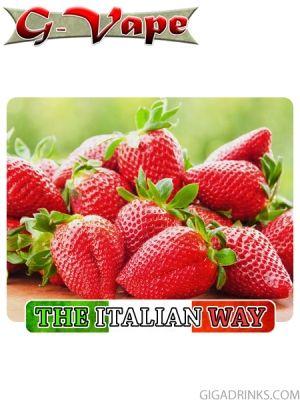 Juicy Strawberry 10ml - концентрат за ароматизиране