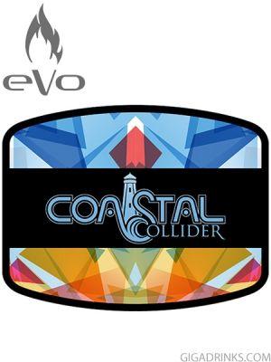 Coastal Collider 10ml / 18mg - никотинова течност Evo