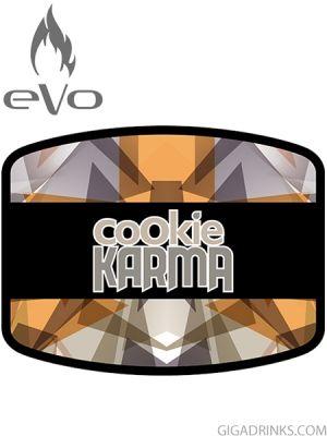 Coockie Carma 10ml / 18mg - никотинова течност Evo