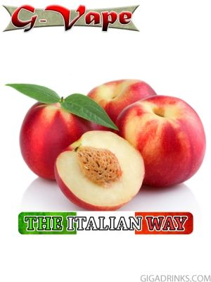 White Peach 10ml - концентрат за ароматизиране