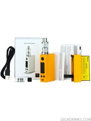 Joyetech eVic VTC Dual with Ultimo Atomizer
