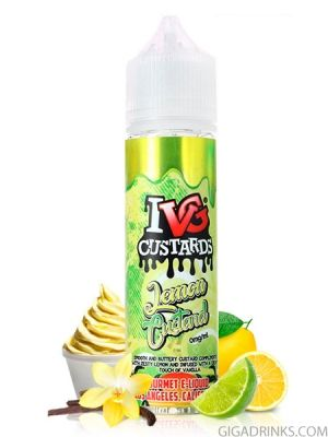 Neon Lime 50ml 0mg - I VG Shake and Vape