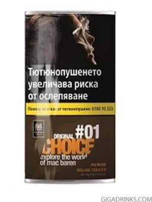 Mac Baren  Choice #1 (original) 30гр.