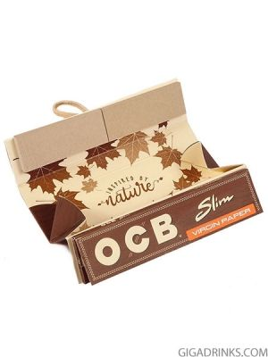 OCB Slim Roll Kit Virgin (110mm)
