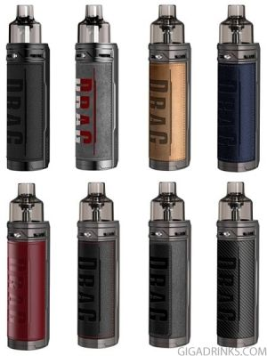 Voopoo Drag X 4.5ml 80w