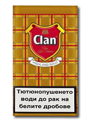 Clan Highland Gold 40гр.
