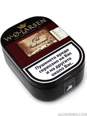 W.O.Larsen Old Fashioned 100гр.