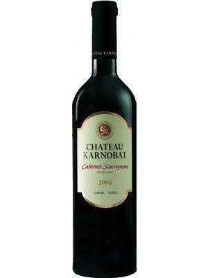 Вино Карнобат Шато Каберне 0.7л