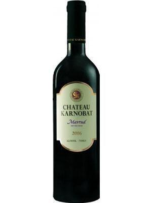 Вино Карнобат Шато Мавруд 0.7л