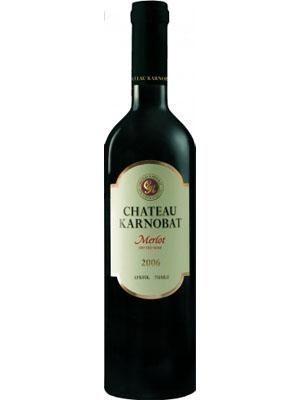Вино Карнобат Шато Мерло 0.75л