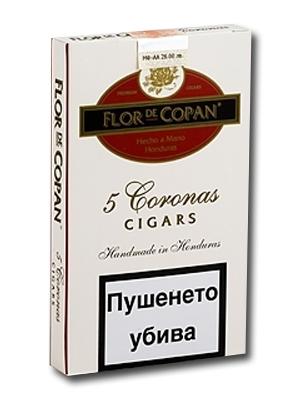 Flor De Copan Coronas