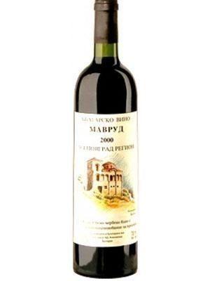 Вино Асеновград Мавруд 0.75л