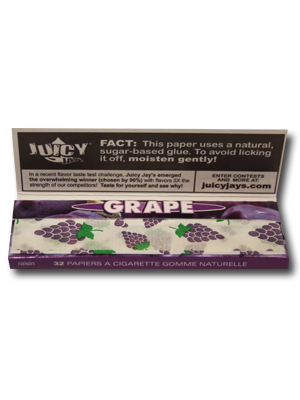 Juicy Jay's Grape (80mm)