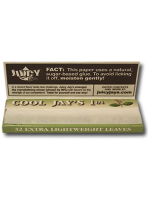 Juicy Jay's Milk Chocolate (80mm)