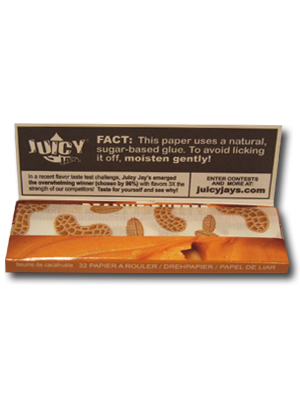 Juicy Jay's Peanut Butter (80mm)