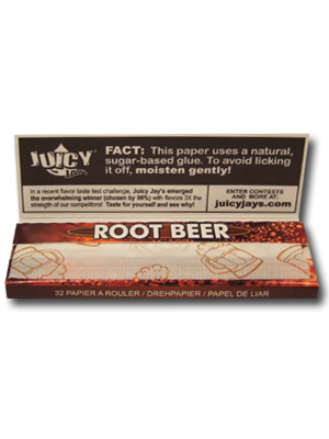 Juicy Jay's Root Beer (80mm)
