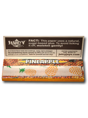 Juicy Jay's Pineapple (80mm)