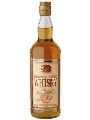 Уиски Асеновград 0.7л
