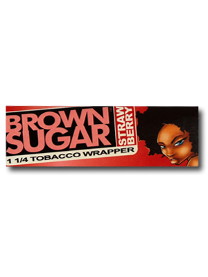 Brown Sugar Strawberry (80mm)