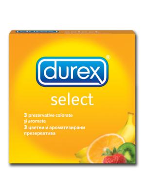 Durex Select/ Taste me