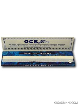 OCB Blue Slim (120mm)