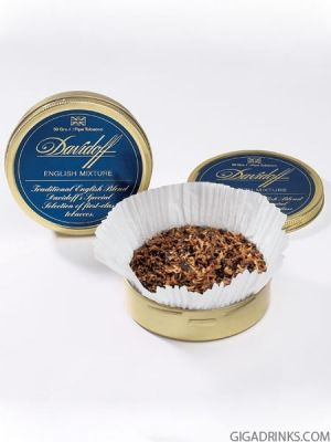 Davidoff English Mixture 50гр.