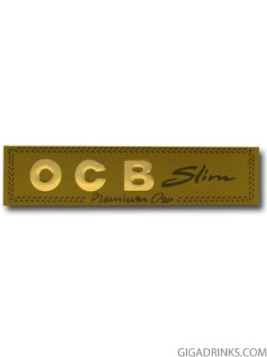 OCB Slim Oro (120mm)
