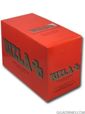 Rizla+ Red (70mm)