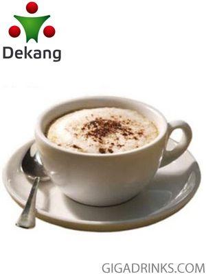 Cappuccino - никотинова течност за ел.цигари Dekang