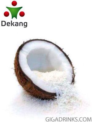 Coconut - никотинова течност за ел.цигари Dekang