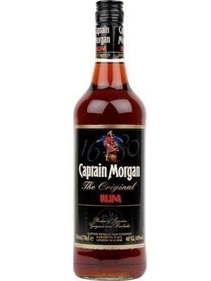 Капитан Морган черен 0.7л