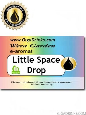 Little Space Drop 7мл - aромат за никотинова течност Inawera Wera Garden