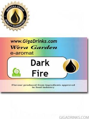 Dark Fire 7мл - aромат за никотинова течност Inawera Wera Garden