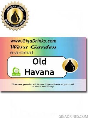 Old Havana 7мл - aромат за никотинова течност Inawera Wera Garden