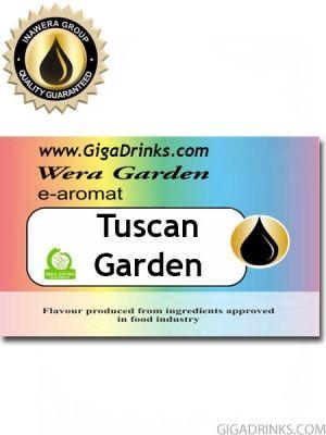 Tuscan Garden 7мл - aромат за никотинова течност Inawera Wera Garden