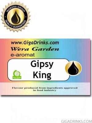 Gispy King 7мл - aромат за никотинова течност Inawera Wera Garden