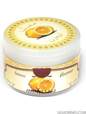 Лимон с мента - тютюн за наргиле Дубайска шатра