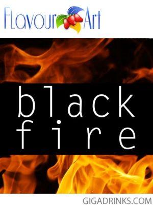Black fire - Концентрат за ароматизиране 10ml.