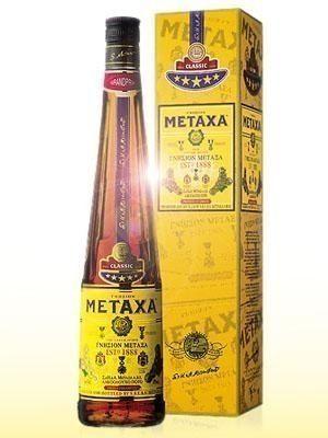 Метакса 5* 0.5л