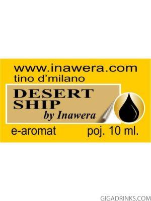 Desert Ship - aромат за никотинова течност Inawera Tino D'Milano 10мл.