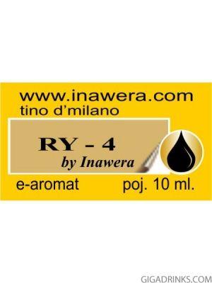RY4 - aромат за никотинова течност Inawera Tino D'Milano 10мл.