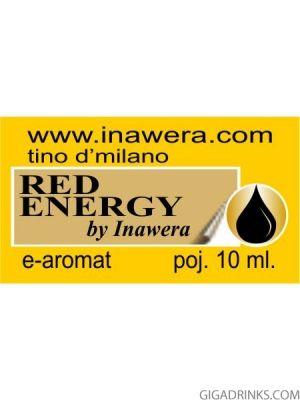 Red Bull - aромат за никотинова течност Inawera Tino D'Milano 10мл.